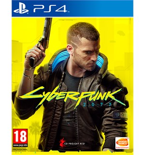 Cyberpunk 2077 Day One Edition PS4